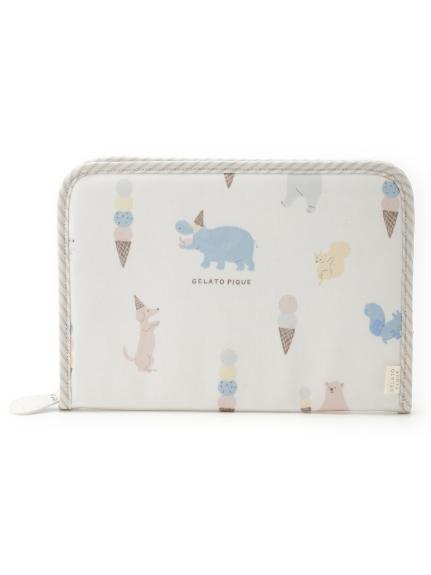 アイスクリームアニマル母子手帳ケース