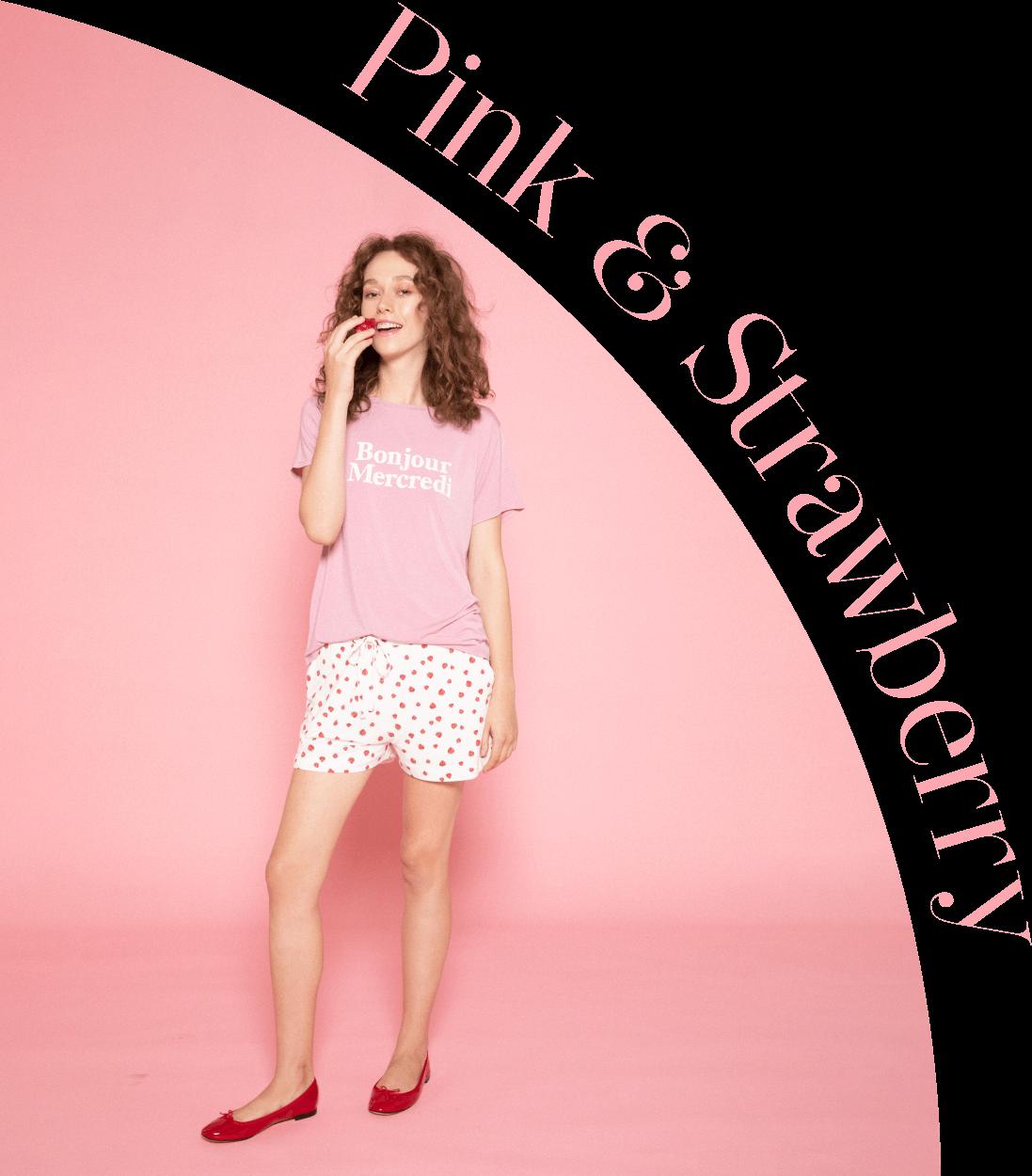 Pink & Strawberry