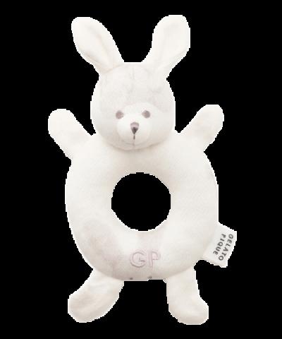 ウサギ baby ガラガラ