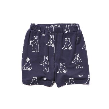 シロクマモチーフ冷感 baby ショートパンツ ¥3,000+tax