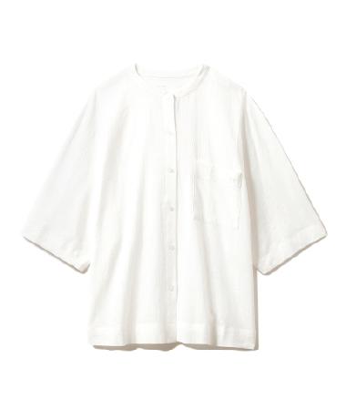 シロクマコットンシャツ ¥6,000+tax