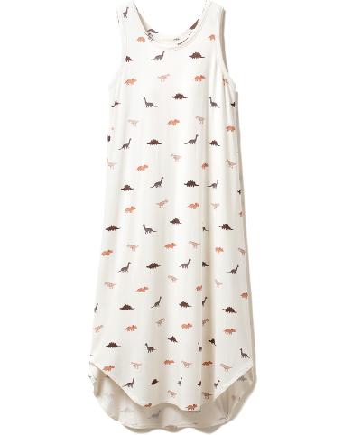 モチーフ タンクドレス ¥4,800+tax