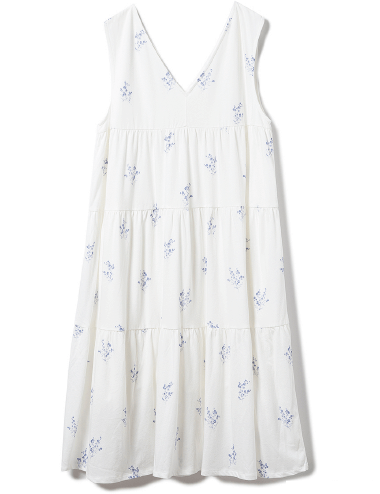 BabysBreathティアードドレス ¥6,800+tax