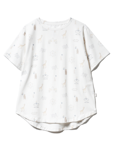 ピケランドTシャツ ¥4,200+tax