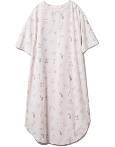 ピケランドドレス ¥5,400+tax