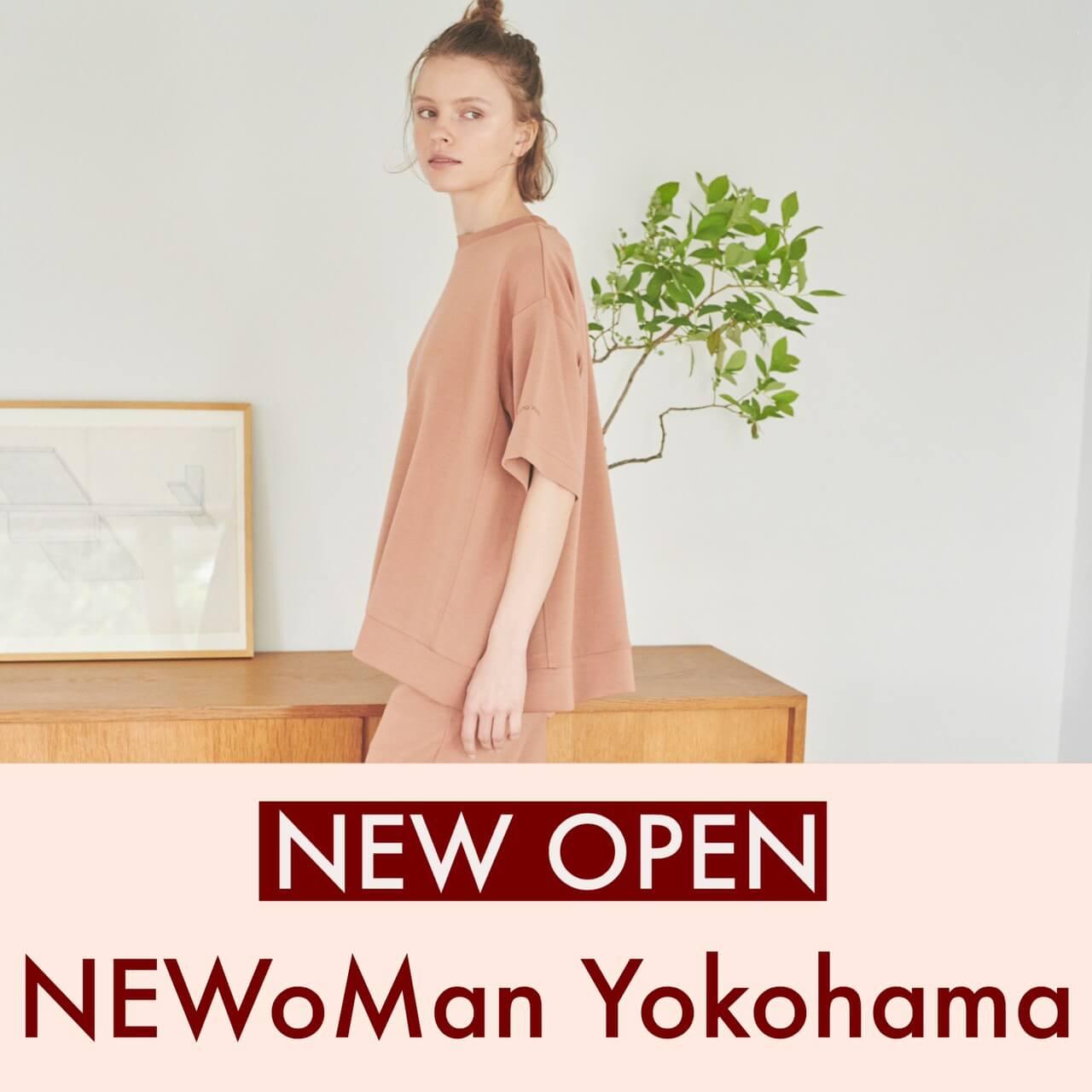 ニュウマン横浜店 8.26(THU) NEW OPEN
