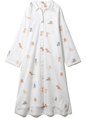 DOGモチーフドレス