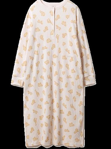 クッキーアニマルモチーフドレス