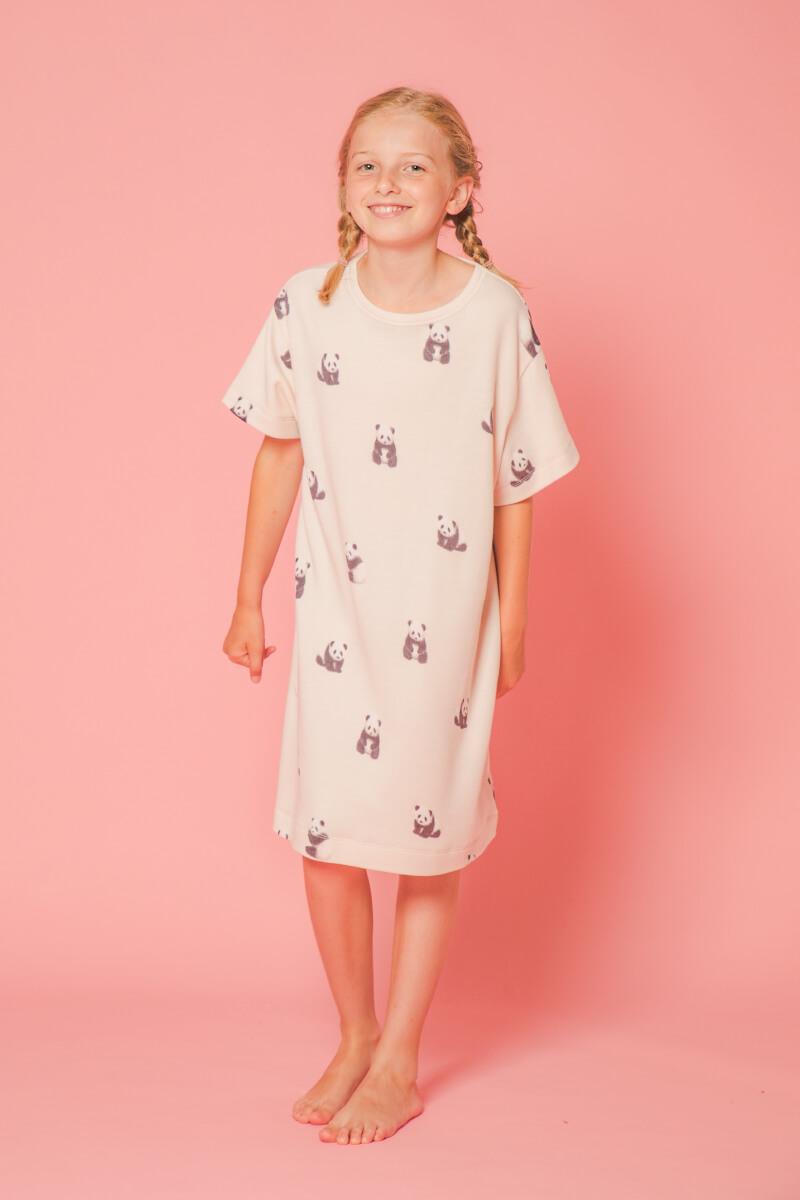 パンダモチーフ junior ドレス