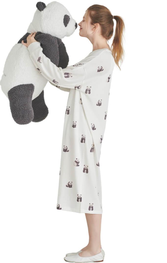 パンダモチーフドレス,【ONLINE限定】パンダ抱き枕