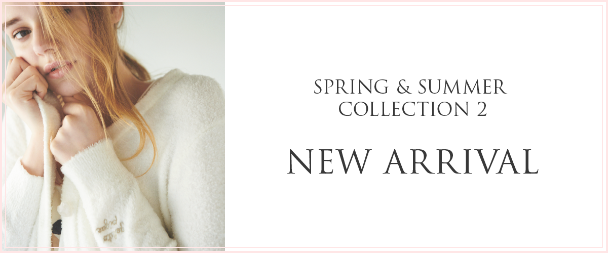 SPRING & SUMMER COLLECTION 2 NEW ARRIVAL in April